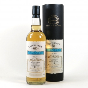 Bowmore 1991 Cadenhead's 14 Year Old Front