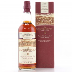 Glendronach 12 Year Old Traditional 1990s 75cl / US Import