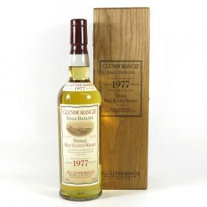 Glenmorangie 1977 21 Year Old