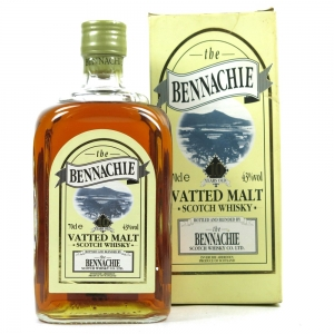 Bennachie 10 Year Old Blended Malt