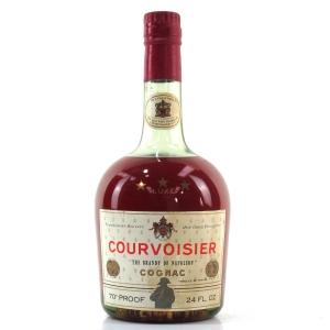 Courvoisier Three Star Cognac 1970s