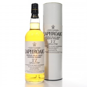 Laphroaig 1987 Single Cask 17 Year Old #4299 / Feis Ile 2004