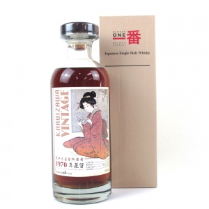 Karuizawa 1970 Single Cask #6227 / Geisha Label