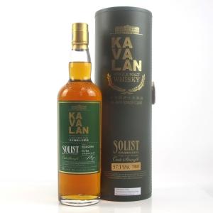 Kavalan Solist Ex-Bourbon Cask Strength