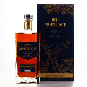 Mortlach 26 Year Old Cask Strength / 2019 Release