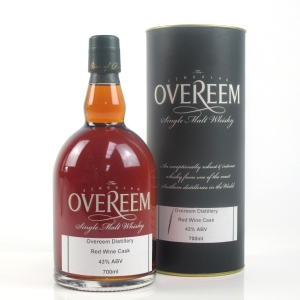 Overeem Tasmanian Single Malt Red Wine Cask