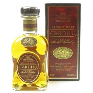 Cardhu 12 Year Old 50cl
