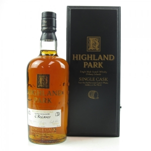 Highland Park Best Spirit In The World Single Cask / One of 100 Bottles