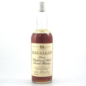 Macallan 1956 Campbell, Hope and King