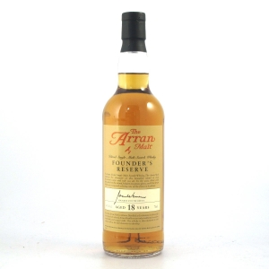 Arran Founder's Reserve 18 Year Old