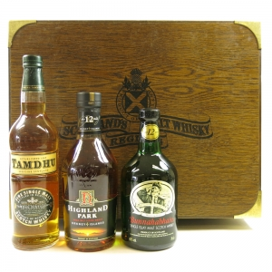 Highland Distillers Whisky Regions 3 x 70cl