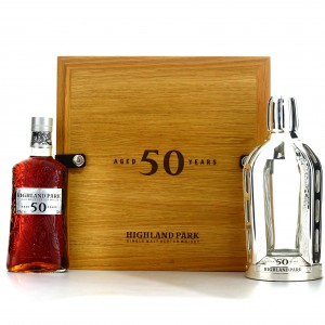 Highland Park 50 Year Old 2018 Release 75cl / US Import