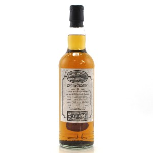 Springbank 2004 Single Cask 9 Year Old / Open Day 2013