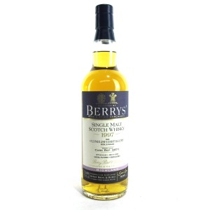 Clynelish 1997 Berry Brothers and Rudd 16 Year Old