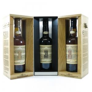 Highland Park Magnus Collection 3 x70cl
