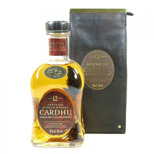 Cardhu 12 Year Old in Leather Pouch