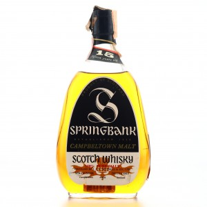 Springbank 15 Year Old 1960s