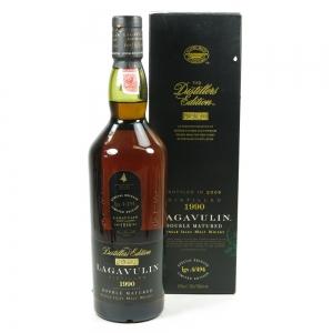 Lagavulin 1990 Distillers Edition