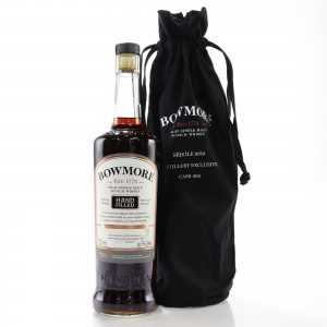 Bowmore 1997 Devil's Cask Hand Filled 22 Year Old #666 / Feis Ile 2019