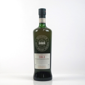 Cooley 1991 SMWS 22 Year Old 118.3 / Peated
