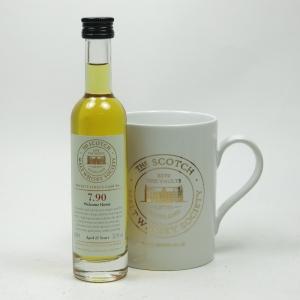 Longmorn 21 Year Old SMWS 7.90 10cl / Including SMWS Mug