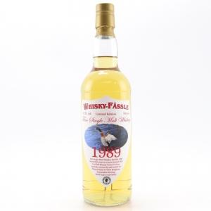 Irish Single Malt 1989 Whisky Faessle 26 Year Old