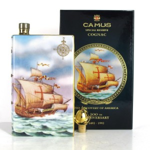 Camus Special Reserve 1992 / Discovery of America 500th Anniversary