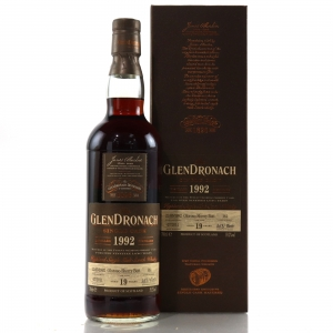 Glendronach 1992 Single Cask 19 Year Old #161