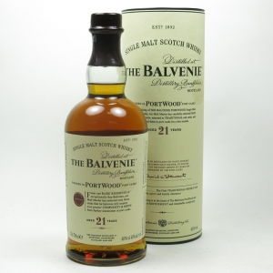 Balvenie 21 Year Old Port Wood Front