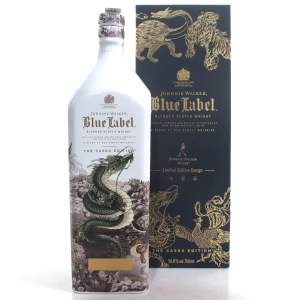 Johnnie Walker Blue Label Korea Sa Shin Do 75cl / The Casks Edition