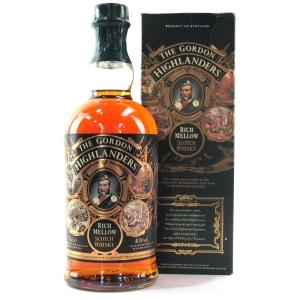 Gordon Highlanders Scotch Whisky