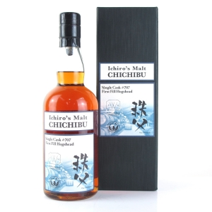 Chichibu 2010 Single Cask #707 / The Whisky house Exclusive