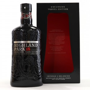 Highland Park 18 Year Old Viking Pride / Travel Retail Exclusive