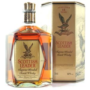 Scottish Leader 15 Year Old Scotch Whisky