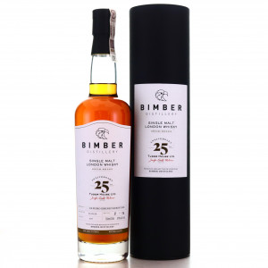 Bimber Single PX Cask #25 / Tudor House 25th Anniversary