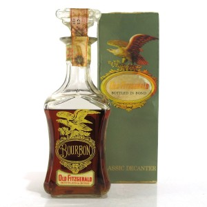 Old Fitzgerald Bonded 6 Year Old Classic Decanter / Stitzel-Weller