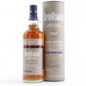 Benriach 2007 Single Cask 10 Year Old #3236 / Oloroso Sherry Butt