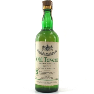 Old Tavern 5 Year Old 1980s