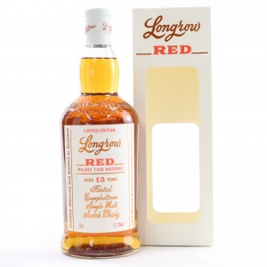 Longrow Red 13 Year Old Malbec