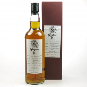 Longrow 2001 Sherry Butt 10 Year Old