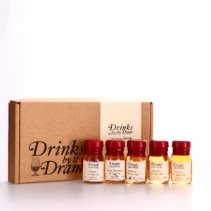 Japanese Drinks by the Dram Samples x 5 / including Taketsuru 21 Year Old