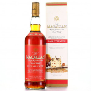 Macallan Cask Strength 58.4% 75cl early 2000s / US Import