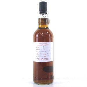 Springbank 2002 Duty Paid Sample 15 Year Old / Fresh Sherry Butt
