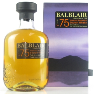 Balblair 1975 2nd Release 2012