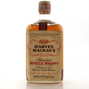 Harvey Mackay's Scotch Whisky 1960s