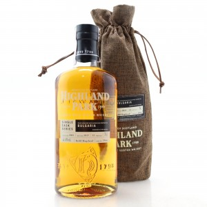 Highland Park 2005 Single Cask 12 Year Old #2966 / Bulgarian Exclusive