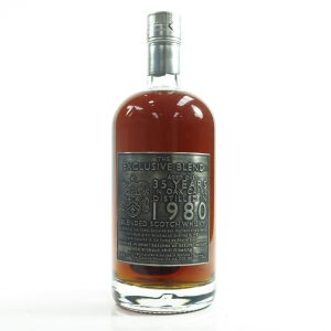 Exclusive Blend 1980 35 Year Old Blend