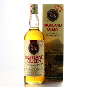 Highland Queen 5 Year Old Blend