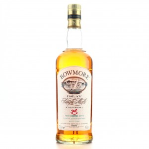 Bowmore 15 Year Old CHAS 10th Anniversary / One of 10 Bottles