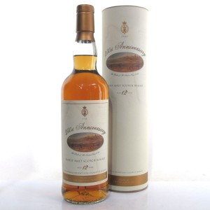Royal and Ancient Golf Club of St. Andrews 12 Year Old Malt / 250th Anniversary